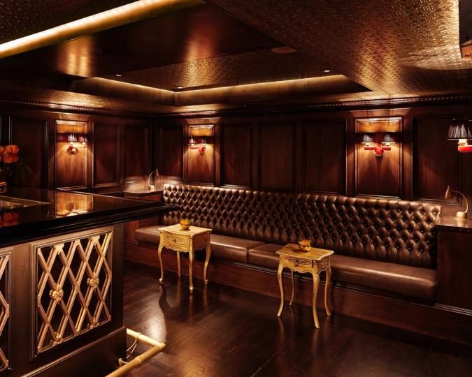 Пример дизайна мебели для ресторана фото №4