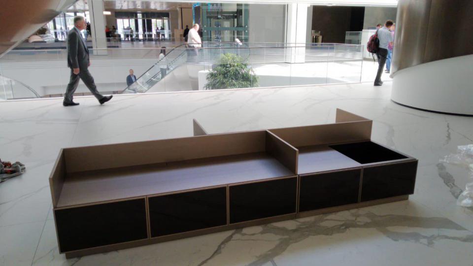 Пример мебели MebelExpert изготовленной для компании Транснефть фото №16
