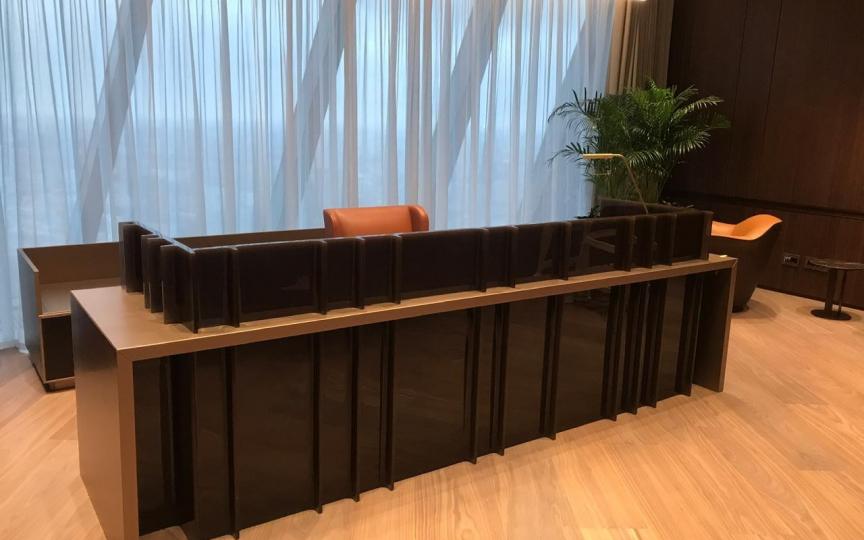 Пример мебели MebelExpert изготовленной для компании Транснефть фото №1