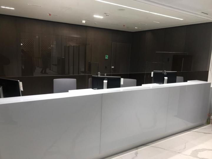 Пример мебели MebelExpert изготовленной для компании Транснефть фото №2
