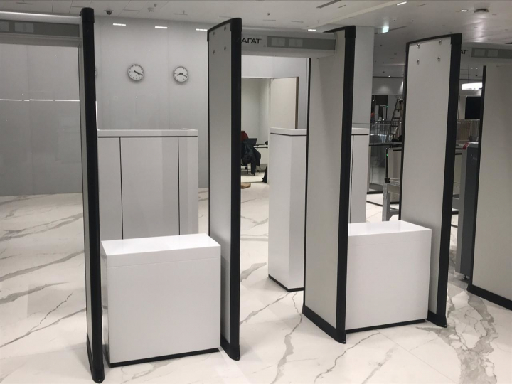 Пример мебели MebelExpert изготовленной для компании Транснефть фото №5