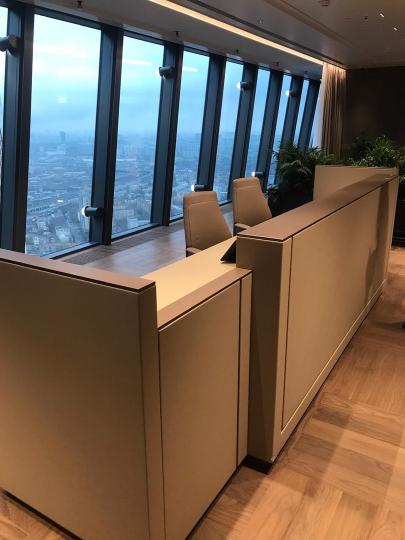 Пример мебели MebelExpert изготовленной для компании Транснефть фото №7