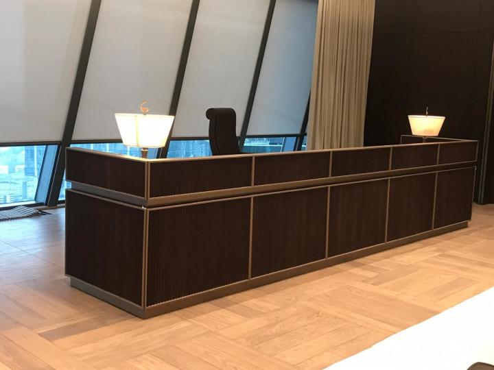 Пример мебели MebelExpert изготовленной для компании Транснефть фото №8