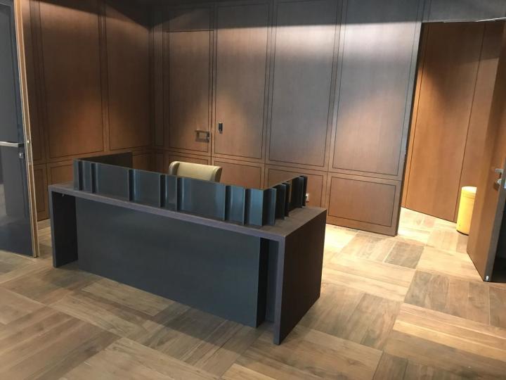 Пример мебели MebelExpert изготовленной для компании Транснефть фото №9