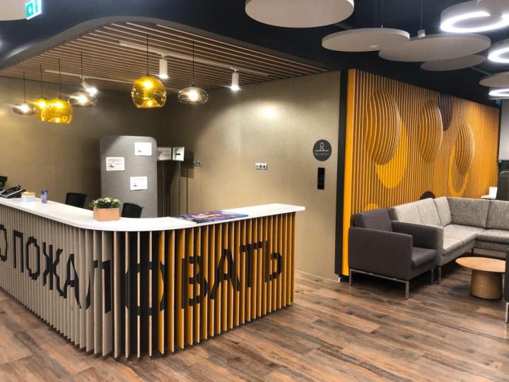 Пример мебели MebelExpert изготовленной для Сбербанка фото №15