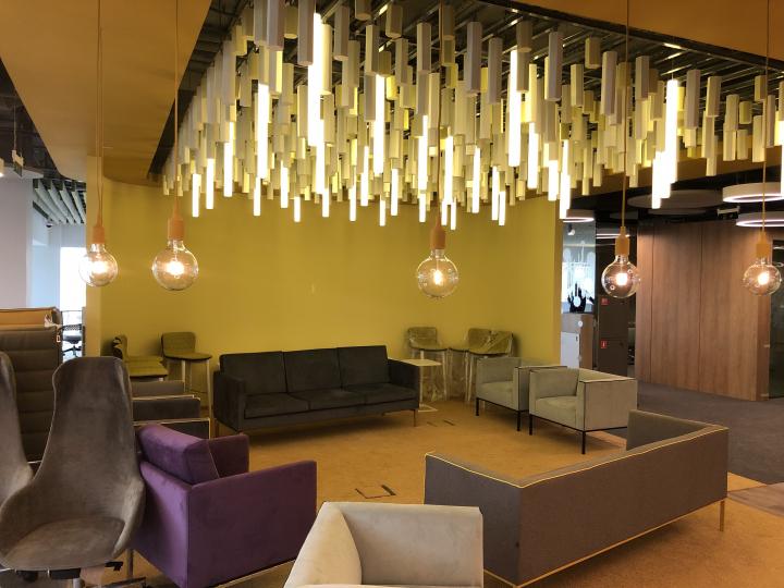 Пример мебели MebelExpert изготовленной для Сбербанка фото №2