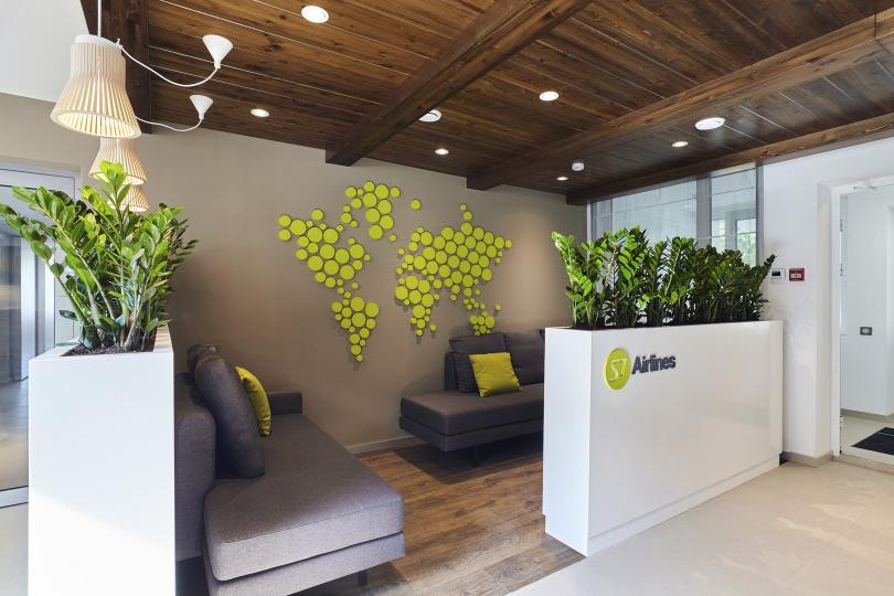 Пример мебели MebelExpert изготовленной для учебного центра фото №2