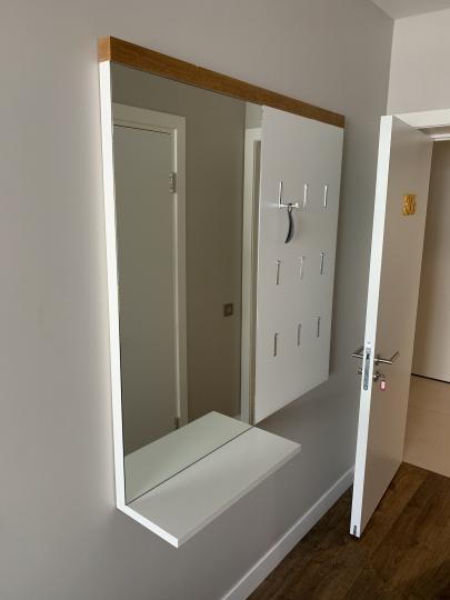 Пример мебели MebelExpert изготовленной для учебного центра (оранжевая) фото №8