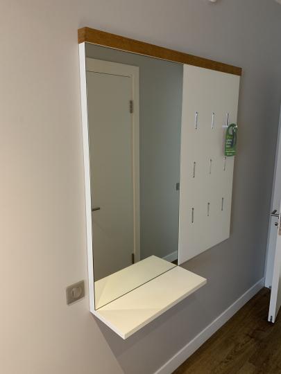 Пример мебели MebelExpert изготовленной для учебного центра (красный) фото №8