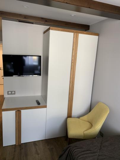 Пример мебели MebelExpert изготовленной для учебного центра (жёлтая) фото №7