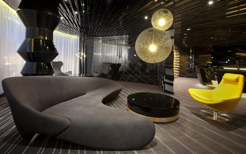 Пример мебели из полимеров фото №4