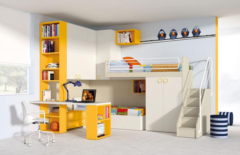 Пример изготовления модульной мебели на заказ фото №2