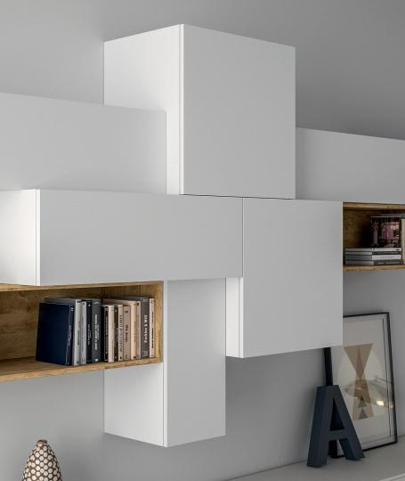 Пример изготовления модульной мебели на заказ фото №6