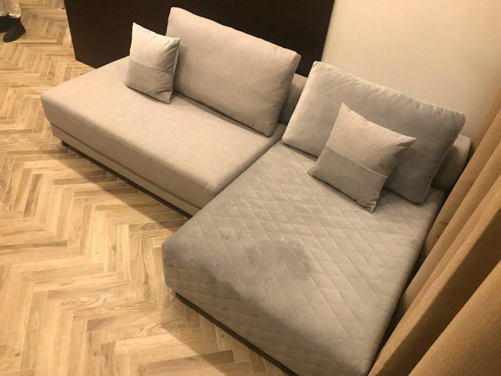 Пример мягкой мебели изготовленной компанией MebelExpert фото №10