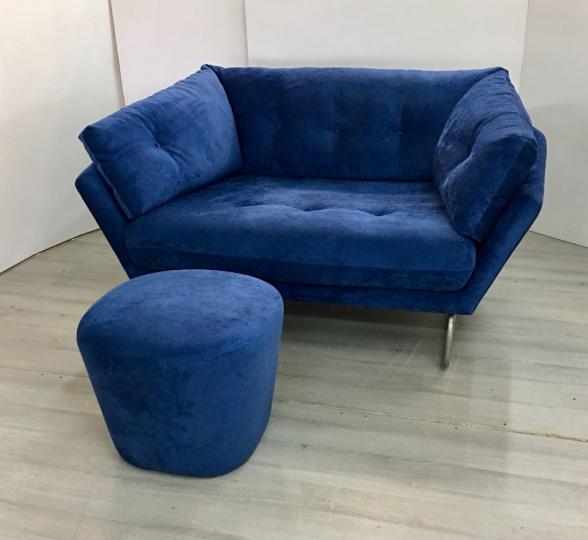 Пример мягкой мебели изготовленной компанией MebelExpert фото №1