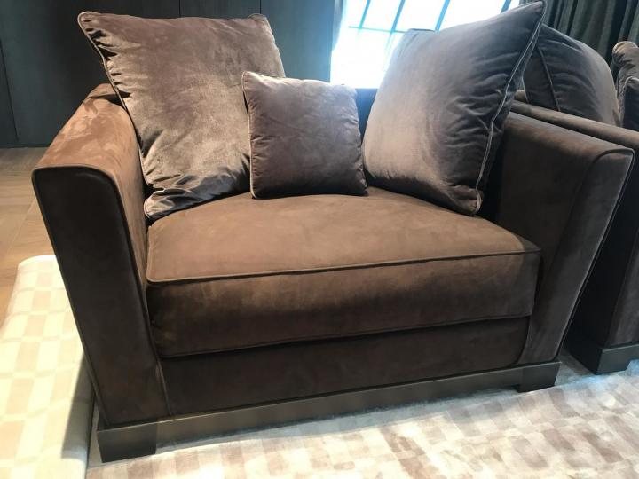Пример мягкой мебели изготовленной компанией MebelExpert фото №6