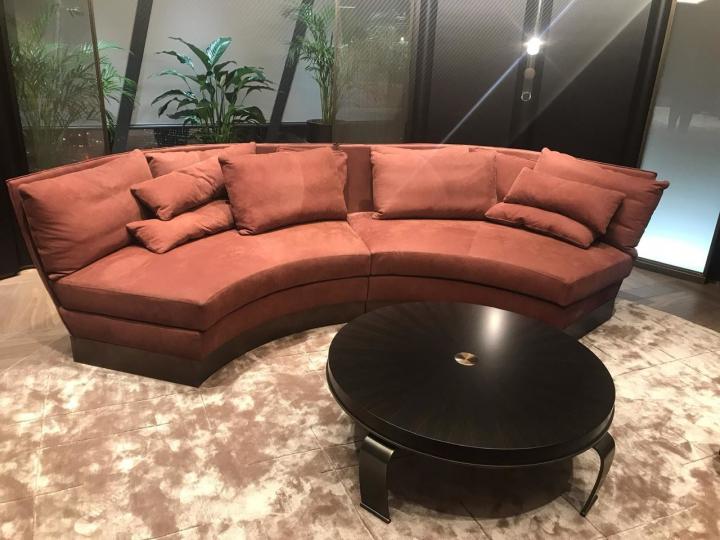 Пример мягкой мебели изготовленной компанией MebelExpert фото №8