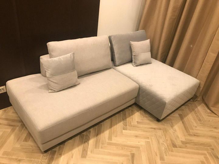 Пример мягкой мебели изготовленной компанией MebelExpert фото №9