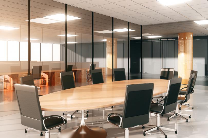Пример изготовленной на заказ офисной мебели фото №5