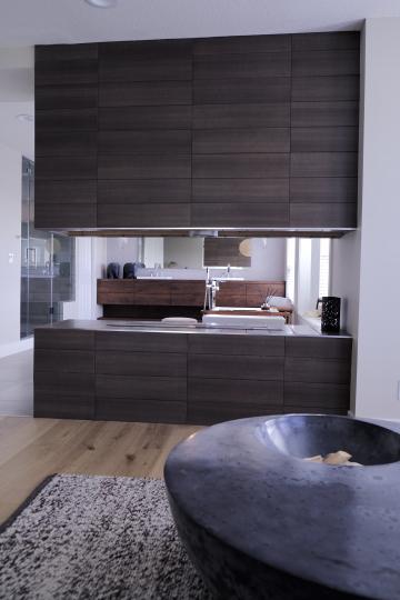 Пример встроенной мебели изготовленной на заказ фото №3